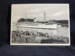 Steamer Preussen Dampfer Travemunde -36__(22238) - Dampfer
