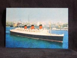Steamer R.M.S. Queen Mary__(22554) - Dampfer