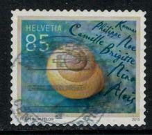Suisse // Schweiz // Switzerland // 2010-2019 // 2015 Escargot Oblitéré No.1564 - Switzerland
