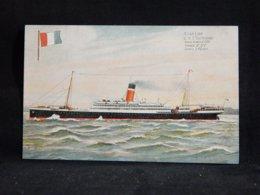 Steamer R.M.S. Victorian__(22750) - Passagiersschepen