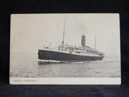 Steamer R.M.S.P. Araguaya__(21660) - Paquebote