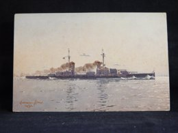Steamer S.M.S. Grosser Kurfurst -14__(22093) - Passagiersschepen