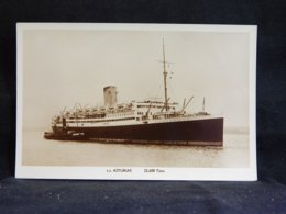 Steamer S.S. Asturias__(21655) - Dampfer