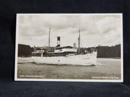 Steamer S/S Vesternorrland__(22584) - Dampfer