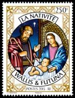 WALLIS ET FUTUNA 2015 - Yv. 846 ** SUP - Noël. La Sainte Famille  ..Réf.W&F22350 - Wallis-Et-Futuna