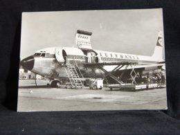 Airplanes Lufthansa Boeing 707 -66__(22215) - 1946-....: Moderne