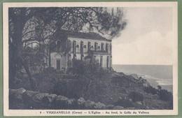 CPA - CORSE - VIGGIANELLO - L'ÉGLISE - AU FOND LE GOLFE DU VALINCO - CIM / 9 - France