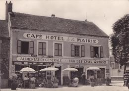 VERT LE PETIT  - PLACE DE  LA MAIRIE - Vert-le-Petit