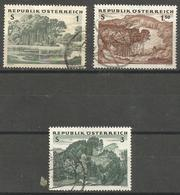 Austria - 1962 Forests Used - 1945-.... 2nd Republic