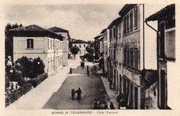 BORGO DI TOSSIGNANO - VIALE MARCONI - BOLOGNA - NON VIAGGIATA - Bologna