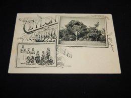 Ceylon Multi-picture Card -01__(20440) - Sri Lanka (Ceylon)