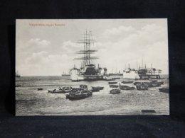 Chile Valparaiso Diques Flotantes__(21819) - Chile
