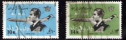 IRAN Airmail 10R ,  14R - Iran