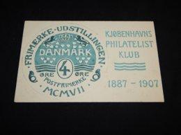 Denmark Kjöbenhavns Philatelist Klub__(20566) - Denmark