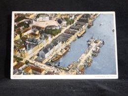 Denmark Köbenhavn Amalienborg Med Havnen__(21932) - Denmark