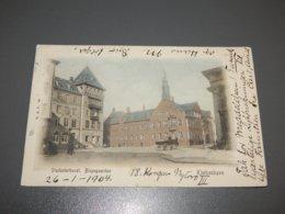Denmark Köbenhavn Studenterhuset Bispegaarden -04__(22766) - Denmark
