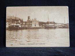 Denmark Randers Havenparti Ved Toldboden__(21940) - Denmark