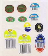 Fruit Label Mango - Fruit En Groenten