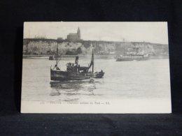 France Dieppe Chalutier Sortant Du Port -29__(22331) - Dieppe