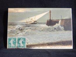 France Dieppe Depart Courrier D'Angleterre -10__(22315) - Dieppe