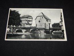 Germany Bad Kreunach Hist Bruckenhäuser__(20607) - Bad Kreuznach