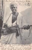 Un Musicien Algérie 1905 - Africa