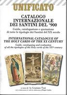 UNI030 - CATALOGO INTERNAZIONALE DEI SANTINI DEL 900 - UNIFICATO - Cataloghi