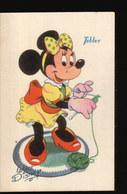 LOT195.....5 CPA PUB TOBLER WALT DISNEY - Cartes Postales