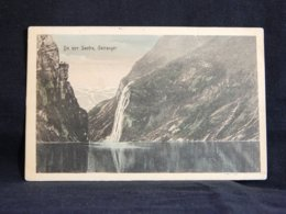Norway Geiranger De Syv Söstre -17__(21030) - Norvège