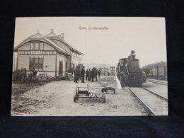 Norway Gjeilo Jernbanestation -11__(21423) - Norvège