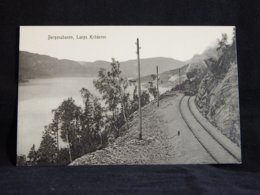 Norway Langs Kröderen Bergensbanen__(21036) - Norvège