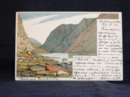 Norway Naeröfjord -02__(21025) - Norvège