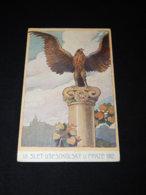 Sokol VI Slet Vsesokolsky Praze 1912__(22986) - Cartes Postales