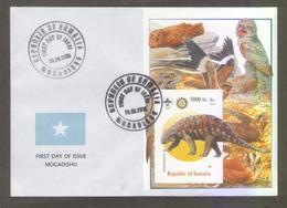 Somalia 2005  Prehistoric  Dinosaurs - Prehistorics