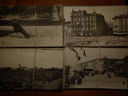 Lot De 1112 Cartes Postales Anciennes France - Cartes Postales
