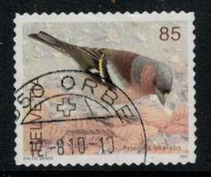 Suisse // Schweiz // Switzerland // 2000-2009 // 2007  Pinson Des Arbres Oblitéré No.1236 - Schweiz
