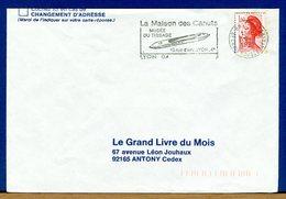 FRANCE  -    LYON  -   LA  MAISON  DES  CANUTS   -   MUSEE  DU  TISSAGE - Tessili