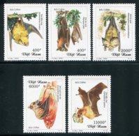 SOUTH VIETNAM 2000  YT N° 1933-1937 **  Mi# 3102-3106 MNH - Viêt-Nam