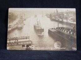 UK Newcastle High Level Bridge__(22297) - Newcastle-upon-Tyne