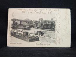 UK Newcastle-on-Tyne Bridges -03__(22285) - Newcastle-upon-Tyne