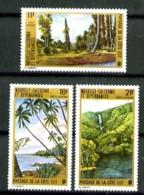 Nelle-CALEDONIE - PA  135 / 137 - Paysages - Complet 3 Valeurs - Neufs N* - Très Beaux - Airmail