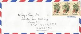Barbados 1979 Bridgetown Antillean Crested Hummingbird Orthorhyncus Cristatus Cover - Kolibries