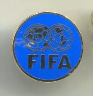 FOOTBALL / SOCCER / FUTBOL / CALCIO - FIFA, Enamel Pin, Badge, Abzeichen - Football