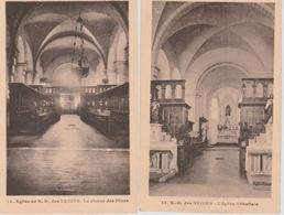 18/12/ 274  - LOT  DE  5  CPA   DE. N.D.   DES  NEIGES - Cartes Postales