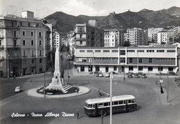 SALERNO - NUOVO ALBERGO DIURNO - VIAGGIATA - Salerno