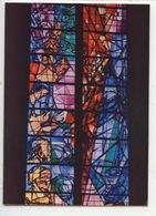 Jacques Villon : La Cene 1957 - Cathédrale Saint Etienne Metz Vitrail - Arts
