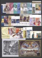 Vaticano 2009 Annata Completa/Complete Year MNH/** - Vaticano