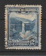 MiNr. 377  Kolumbien 1937/1948. Freimarken. - Kolumbien