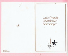 Bidprentje - Alfons VENNEKENS Wed. Louisa Mariën - Geel 1900 - 1986 - Religion & Esotérisme