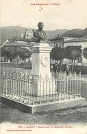 -depts Div.-ref-AE502- Haute Garonne - Izaour - Monument Du Docteur Fontan - Monuments - Edit Labouche - N°156 - - France